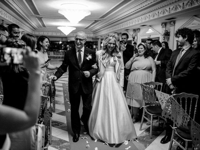 La boda de Javier y Julia en La Solana, Ciudad Real 73