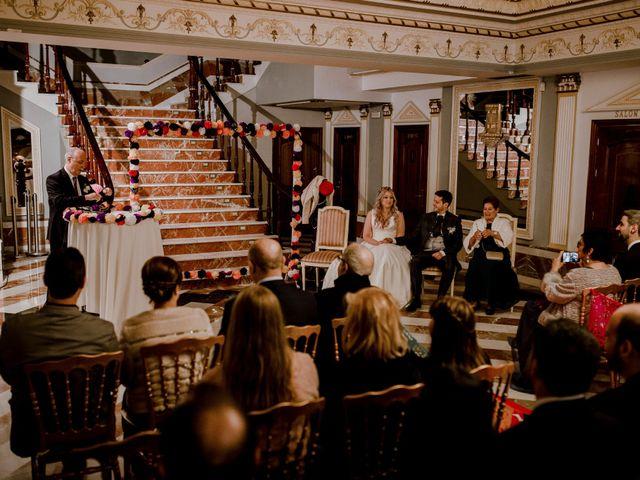 La boda de Javier y Julia en La Solana, Ciudad Real 75