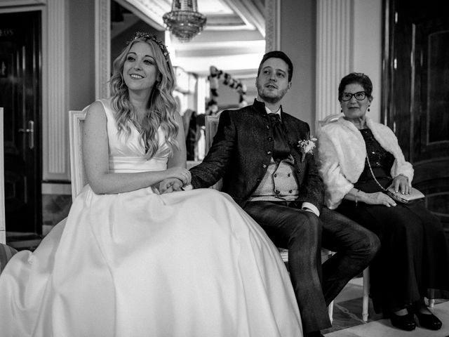La boda de Javier y Julia en La Solana, Ciudad Real 79