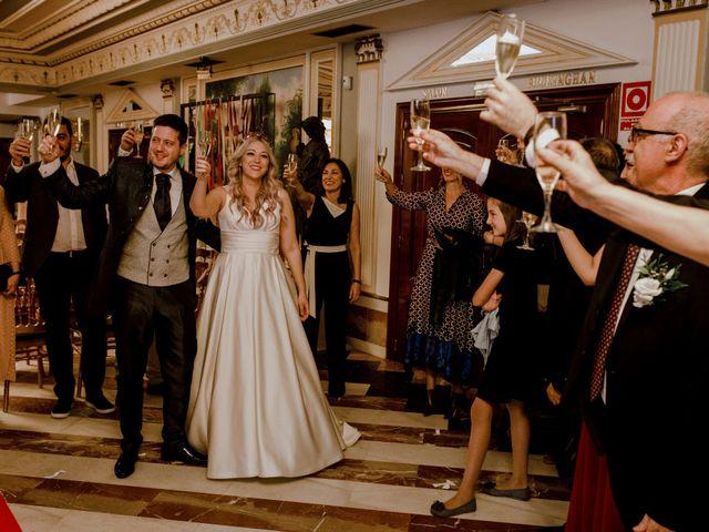 La boda de Javier y Julia en La Solana, Ciudad Real 87