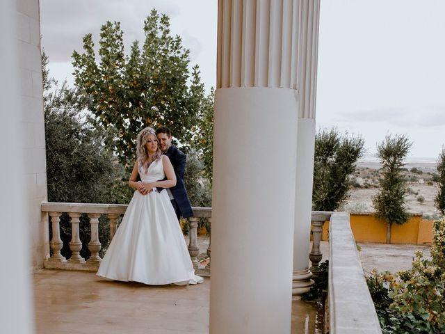 La boda de Javier y Julia en La Solana, Ciudad Real 90