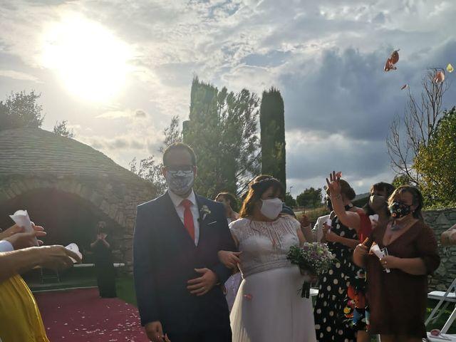 La boda de Xavi y Giorgi en Sallent, Barcelona 1