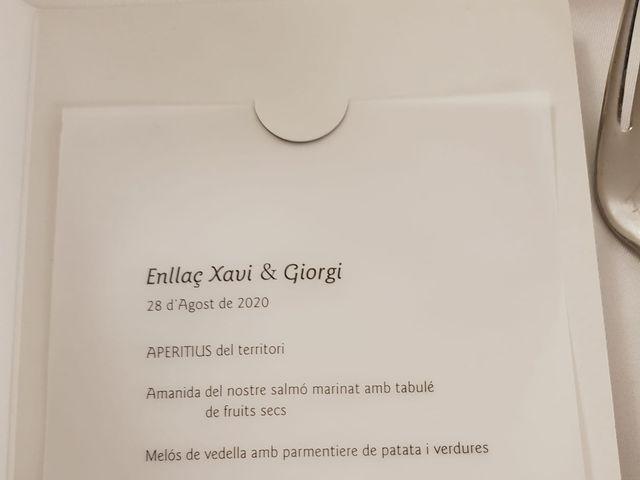 La boda de Xavi y Giorgi en Sallent, Barcelona 10