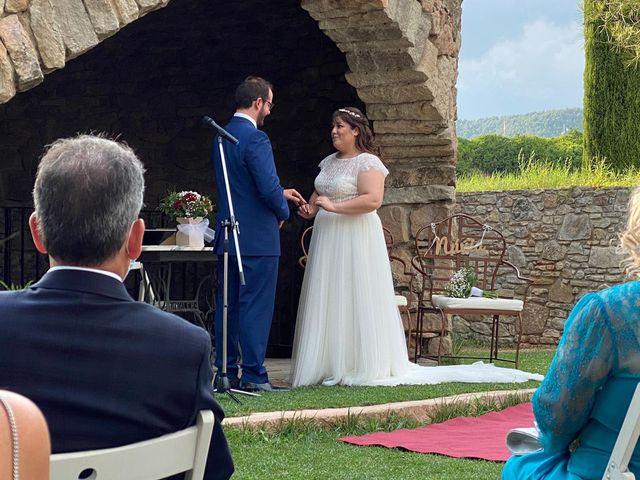 La boda de Giorgi y Xavi