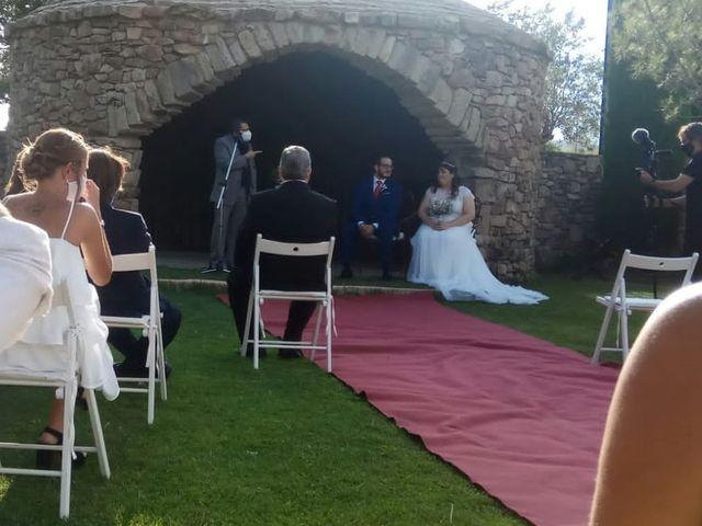 La boda de Xavi y Giorgi en Sallent, Barcelona 12