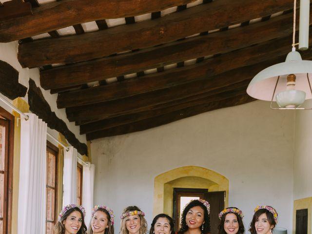 La boda de Josep Maria y Laura en Castellterçol, Barcelona 15
