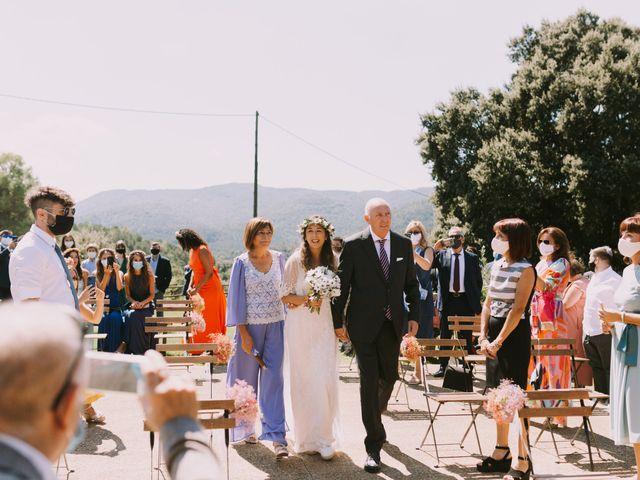 La boda de Josep Maria y Laura en Castellterçol, Barcelona 28