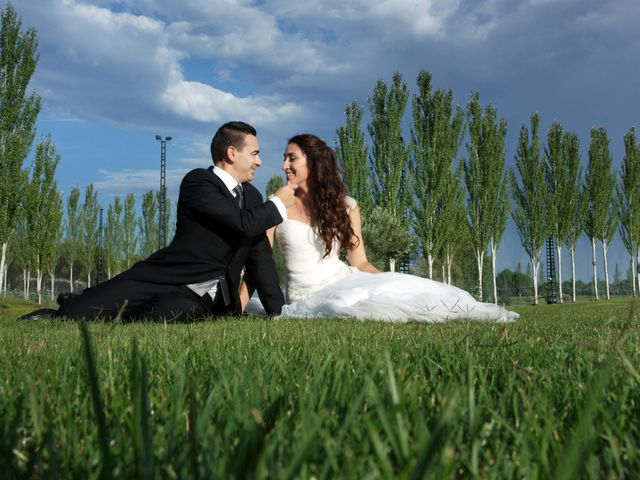 La boda de Eva y Javier en Villar De Olalla, Cuenca 2