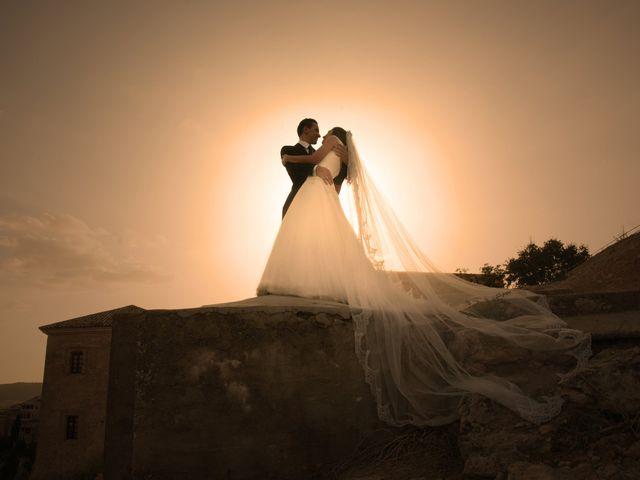 La boda de Eva y Javier en Villar De Olalla, Cuenca 15