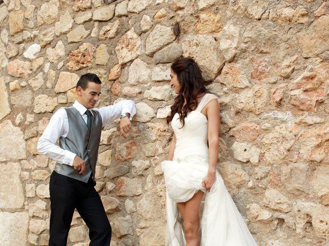 La boda de Eva y Javier en Villar De Olalla, Cuenca 17