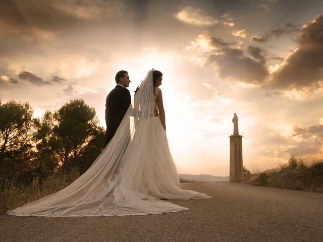 La boda de Eva y Javier en Villar De Olalla, Cuenca 18