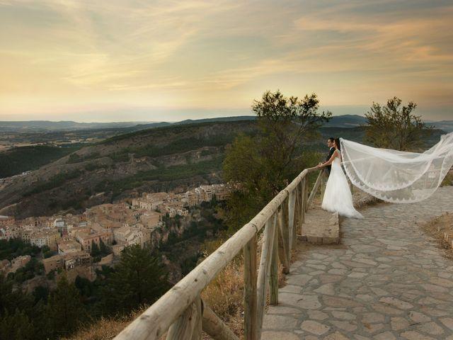 La boda de Eva y Javier en Villar De Olalla, Cuenca 19