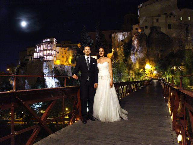 La boda de Eva y Javier en Villar De Olalla, Cuenca 21
