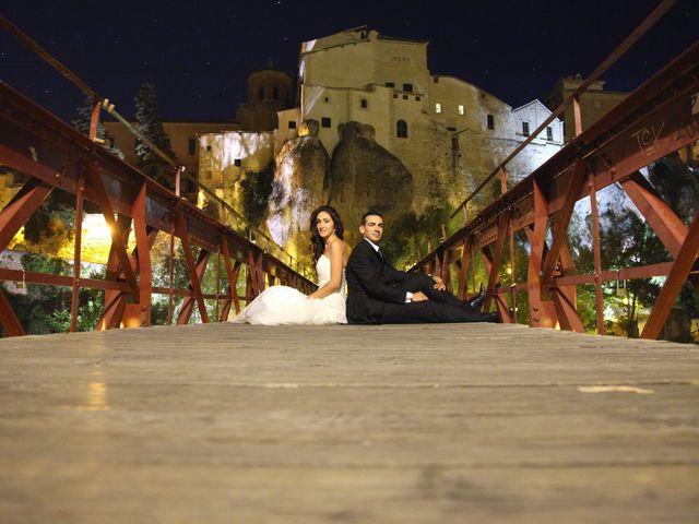 La boda de Eva y Javier en Villar De Olalla, Cuenca 22