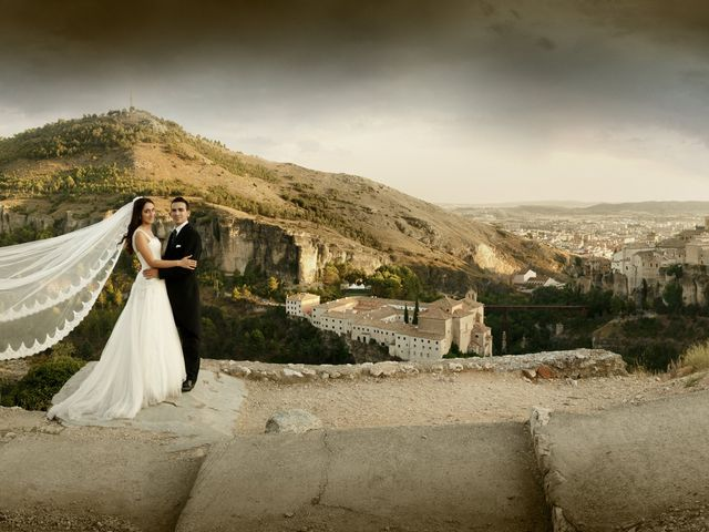 La boda de Eva y Javier en Villar De Olalla, Cuenca 25