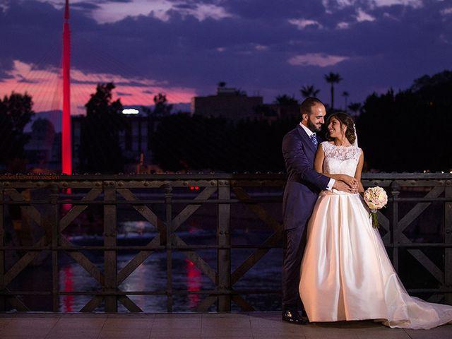 La boda de María Isabel y Andrés