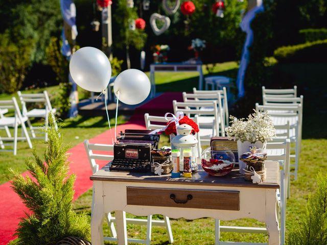La boda de Sergio y Nadia en Vilalba, Lugo 1