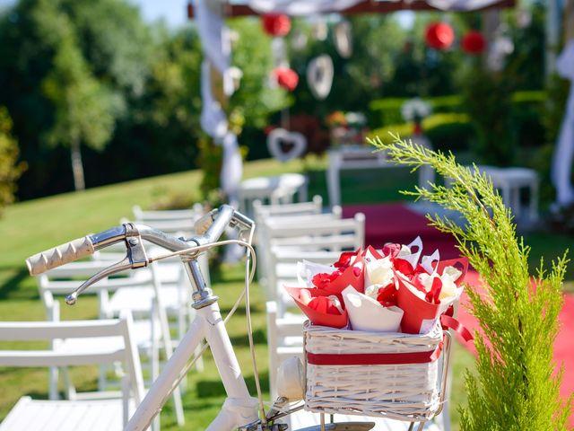 La boda de Sergio y Nadia en Vilalba, Lugo 3