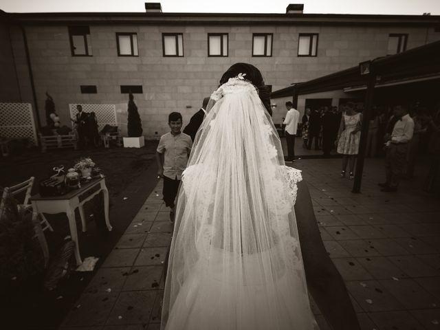 La boda de Sergio y Nadia en Vilalba, Lugo 8