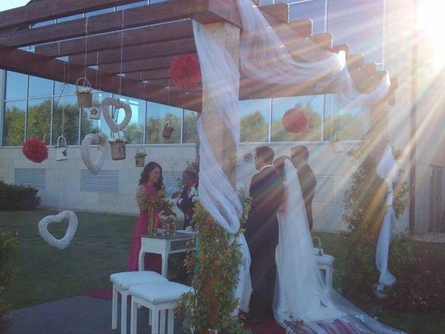 La boda de Sergio y Nadia en Vilalba, Lugo 9