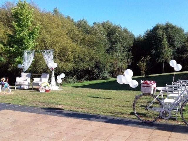 La boda de Sergio y Nadia en Vilalba, Lugo 11