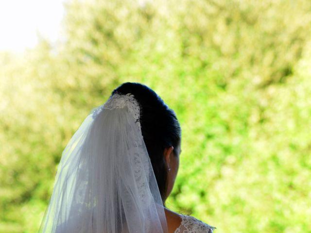 La boda de Sergio y Nadia en Vilalba, Lugo 15