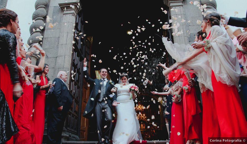 La boda de Jose y Cristina en Santa Cruz De Tenerife, Santa Cruz de Tenerife