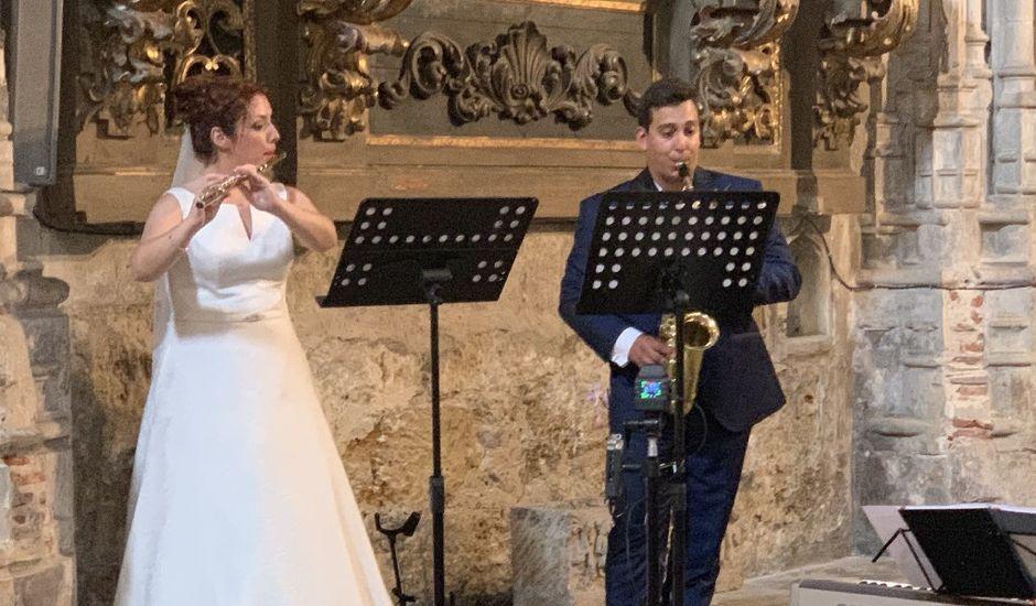 La boda de Edu y Marta  en León, León