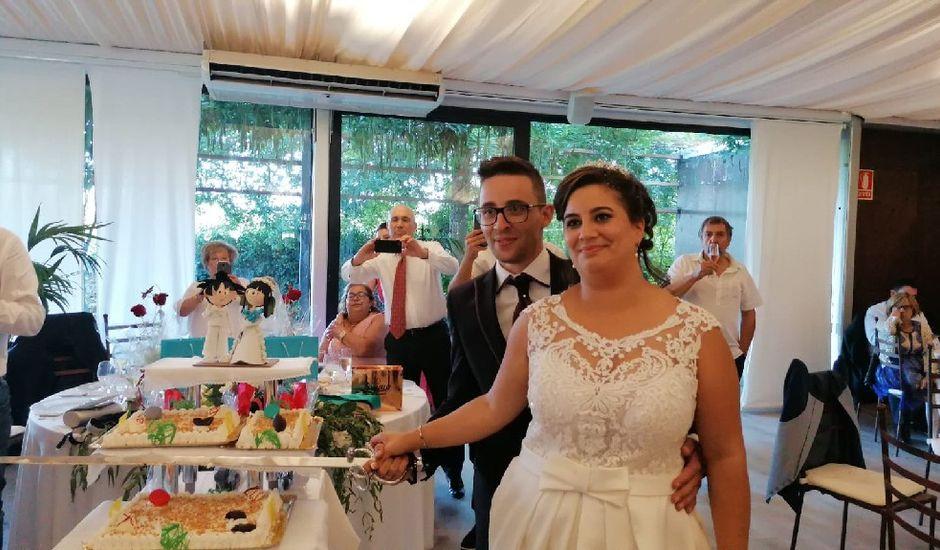 La boda de David y Jenifer en Amoeiro, Orense
