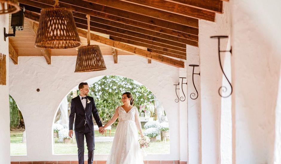 La boda de Elisa y Artiom en Almoines, Valencia