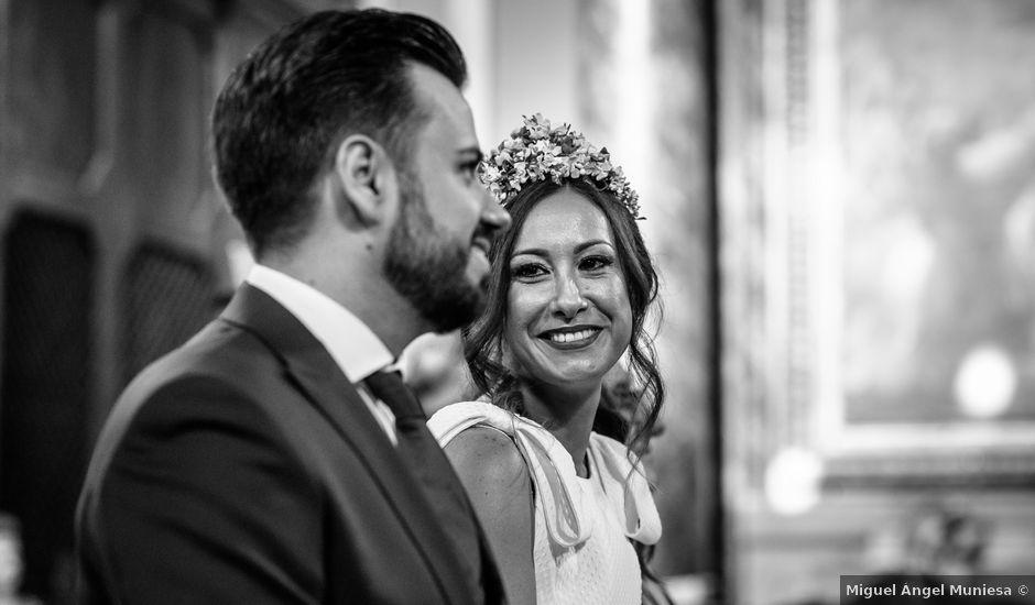 La boda de Victoria y Iván en Pedrola, Zaragoza