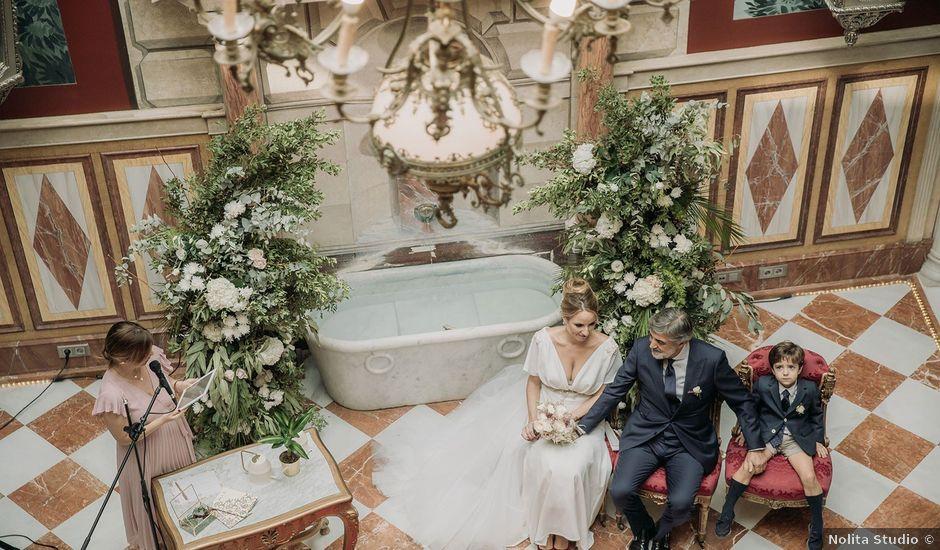 La boda de Sebas y Ana en Sevilla, Sevilla