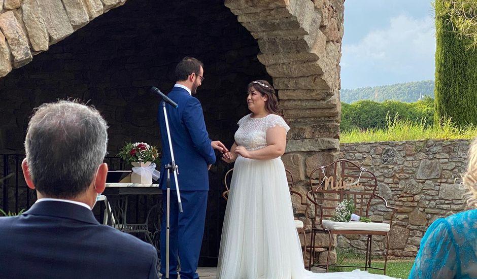 La boda de Xavi y Giorgi en Sallent, Barcelona