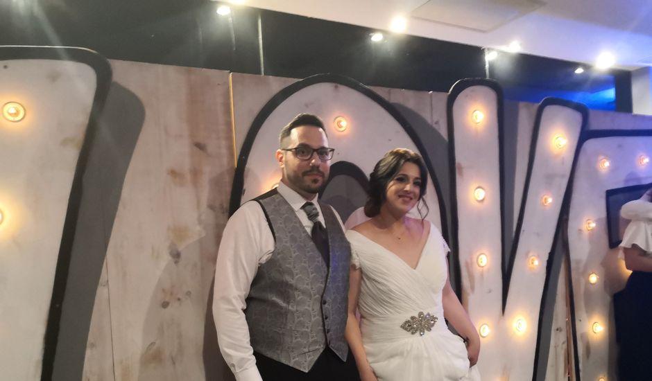 La boda de Alberto y Dulce en Núcleo Albir, Alicante