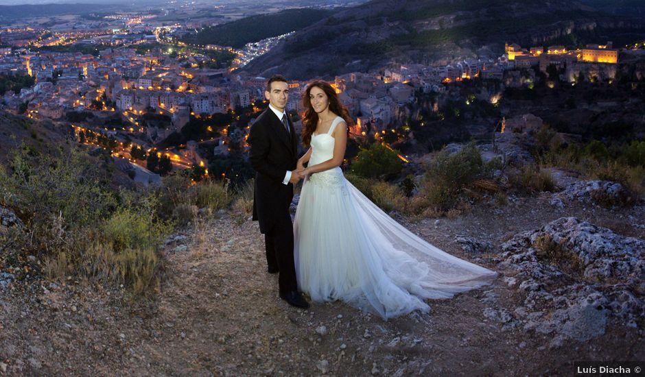 La boda de Eva y Javier en Villar De Olalla, Cuenca