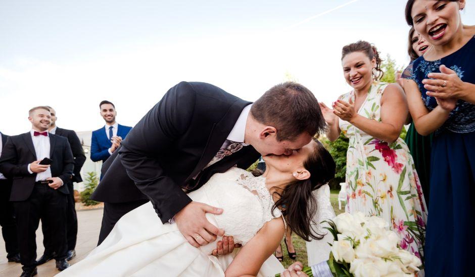 La boda de Sergio y Nadia en Vilalba, Lugo
