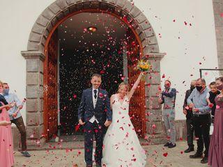 La boda de Carol y Daniel