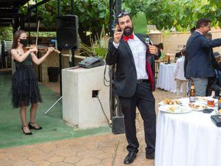 La boda de Xavier  y Judith  1
