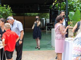 La boda de Xavier  y Judith  2