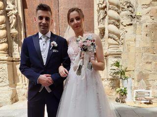 La boda de Xavier  y Judith