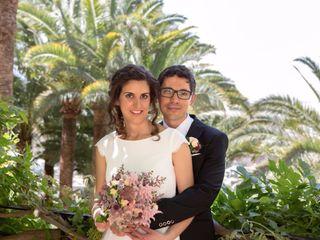 La boda de Benito y Paula