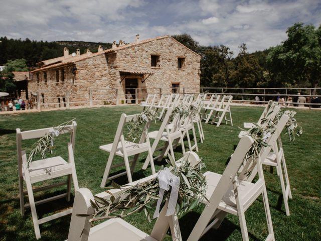 La boda de Mariano y Ester en Atzeneta Del Maestrat, Castellón 16