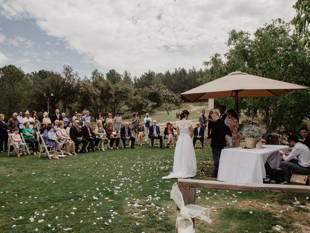 La boda de Mariano y Ester en Atzeneta Del Maestrat, Castellón 17