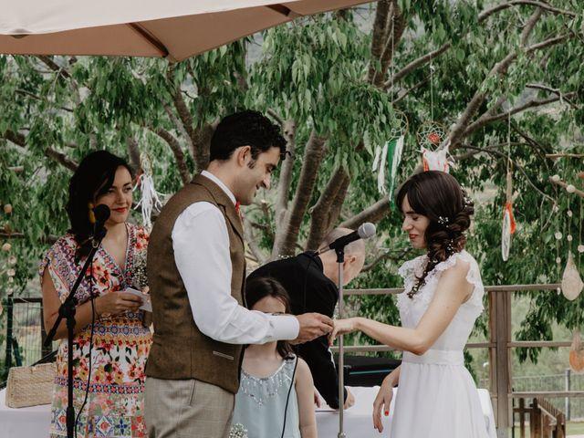 La boda de Mariano y Ester en Atzeneta Del Maestrat, Castellón 19