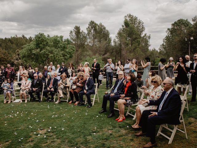 La boda de Mariano y Ester en Atzeneta Del Maestrat, Castellón 20