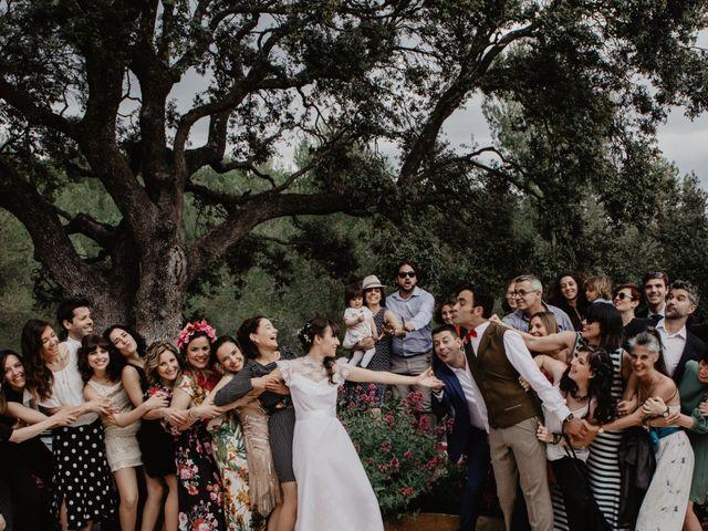 La boda de Mariano y Ester en Atzeneta Del Maestrat, Castellón 21