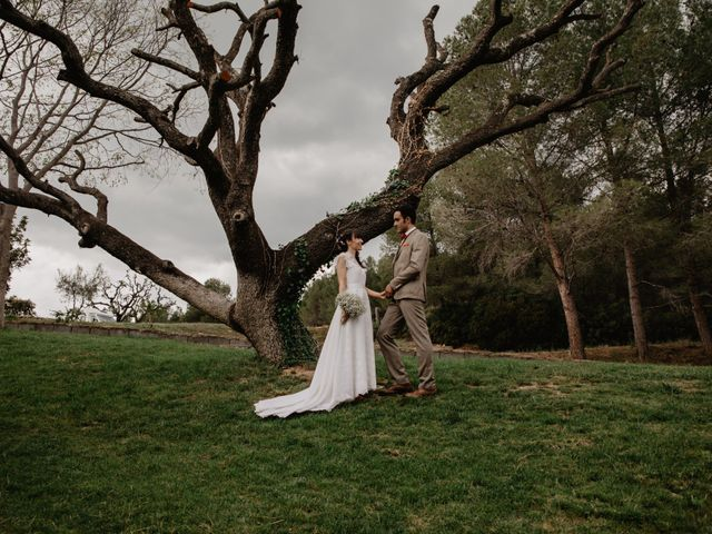 La boda de Ester y Mariano