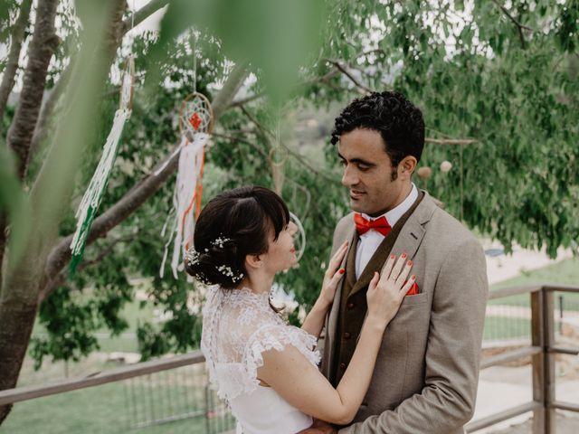 La boda de Mariano y Ester en Atzeneta Del Maestrat, Castellón 23