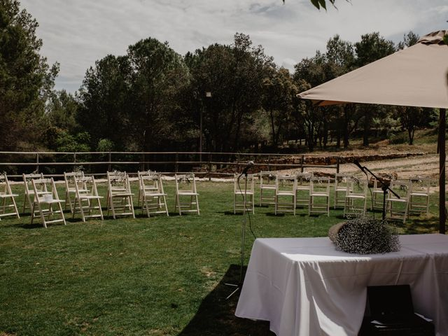 La boda de Mariano y Ester en Atzeneta Del Maestrat, Castellón 15