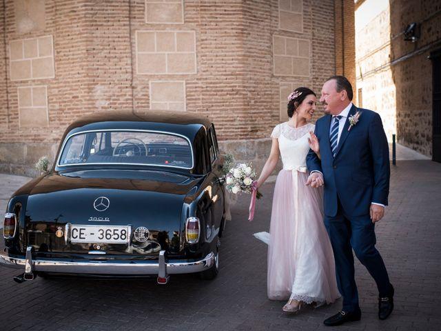La boda de Jose Luis y Natalia en Guadamur, Toledo 24